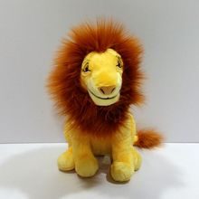 2017 1piece 35cm high quality Original The Lion King the old king Mufasa stuffed soft doll