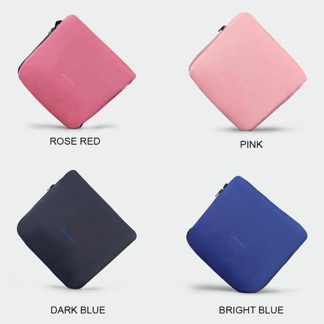 Tigernu Spring School Backpack Bag for Teenager Girl Mini Women College Backpack 14.1 Pink/Blue Mochila Feminina 2