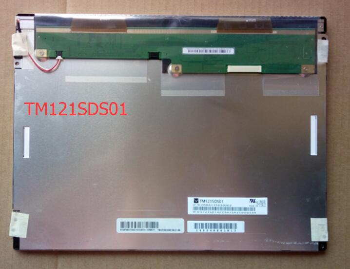 12.1 TM121SDS01 Industrial 800X600 TFT LCD Display Panel aa084vc06 8 4inch lcd display screen industrial lcd panel 800x600 tft lcd used with new outlook