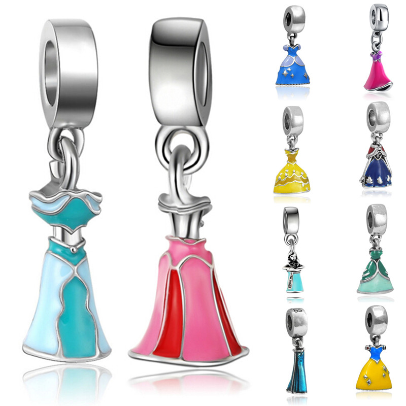 Pandora Jewelry Llc: Aliexpress.com : Buy Silver Beads Charms 10 Styles