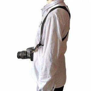 Image 3 - JINSERTA 2018 新デザイン多機能ショルダーバッグ Starp ダブルショルダーストラップバッグスーツ移動プロ SJCAM Xiaoyi アクションカメラ