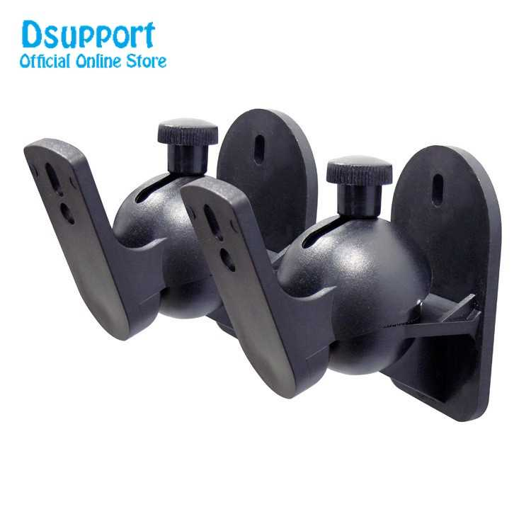 1 Paar = 2 Stuks Universele Surround Houder Speaker Bracket Wall Mount Tilt Swivel Houder Stand