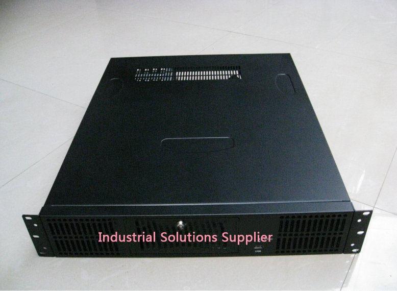 NEW Top 2u-530a server industrial computer case general po w er supply