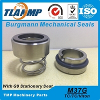 M37G 20/G9 M37G/20 G9 Burgmann Mechanical Seals (Material:TC/TC/Viton) for Shaft Size 20mm Pumps With G9 Tungsten carbide Seat