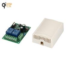 433 Mhz Universal Wireless Fernbedienung Schalter AC 85V ~ 250V 110V 220V 2CH Relais Empfänger modul und RF 433 Mhz Fernbedienungen