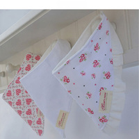 3Set Baby Bibs Bandana 100 Cotton Double Layers Drool Bib Child Boys Girls Fashion Triangle Bibs