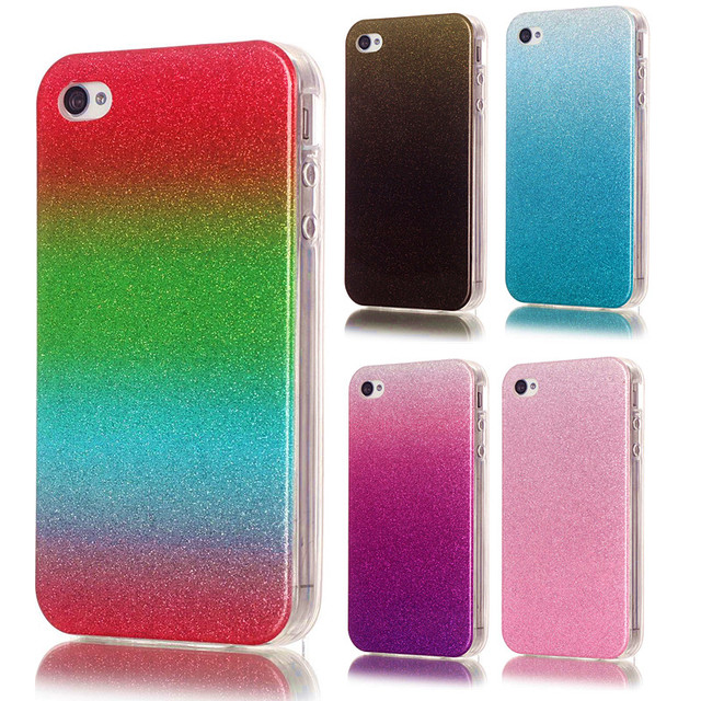 coque iphone 4 glitter