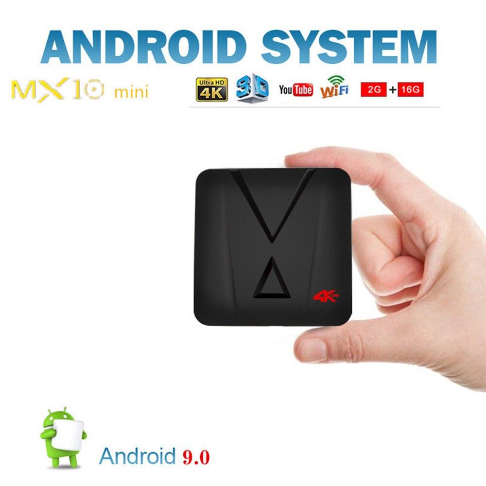 IPTV Italy MX10 mini Turkey Arabic Canada IPTV Subscription TV Box Android 9.0 RK3328 Portuguese Polish Africa IP TV SUBTV Code