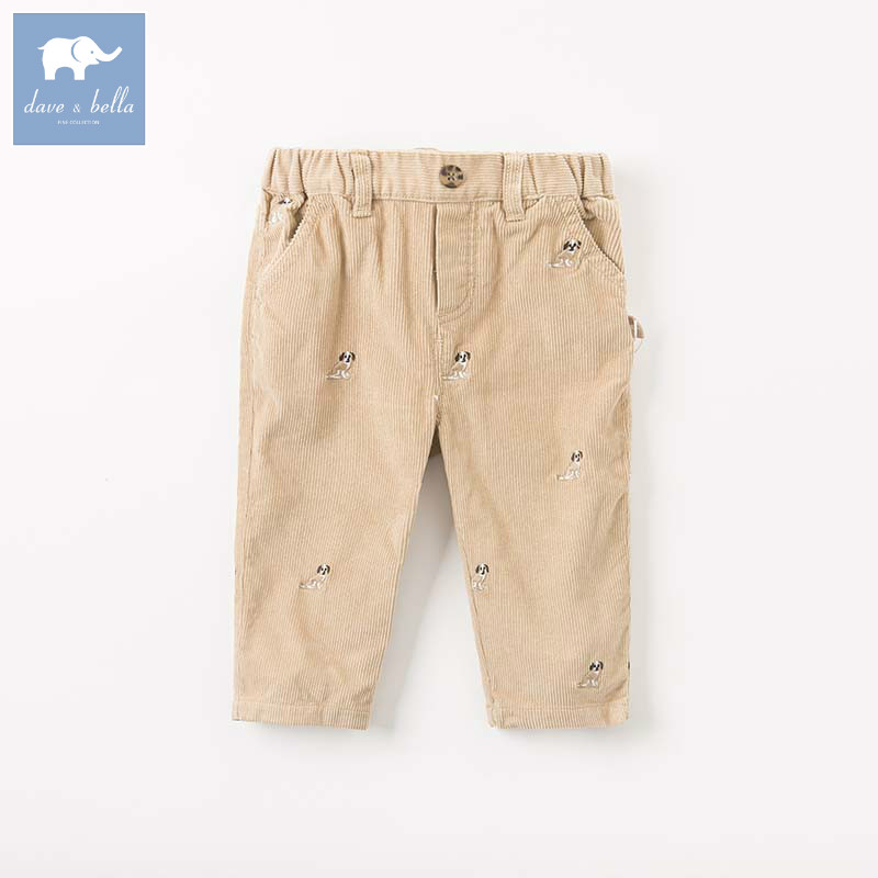 DB9282 dave bella autumn baby boys fashion pants children full length kids pants infant toddler trousers dba7845 dave bella autumn baby boys fashion jeans children full length kids denim pants infant toddler trousers