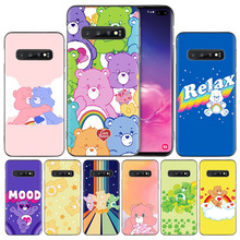 The Care Bears Silicone Case Cover for Samsung Galaxy S10 S10e 5G S9 S8 S7 Edge J8 J6 J4 Plus 2018 M40 M30 M20 M10