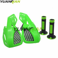 22mm 7 8 Hand Guards Handguards Fit Hand Grip For Motorcycle Motocross Off Road Dirt Bike