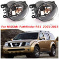 For NISSAN PATHFINDER R51  2005-2015  Fog Lights Halogen Fog Lamps Original Car Styling  1 SET  35500-63J02  1209177-XR837532