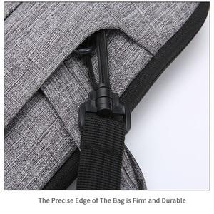 Image 4 - محمول شنطة لحمل macbook الهواء 13 حالة حقيبة لاب توب 15.6 دفتر حقيبة 14 15 بوصة حقيبة كتف لديل HP لينوفو Asus أيسر