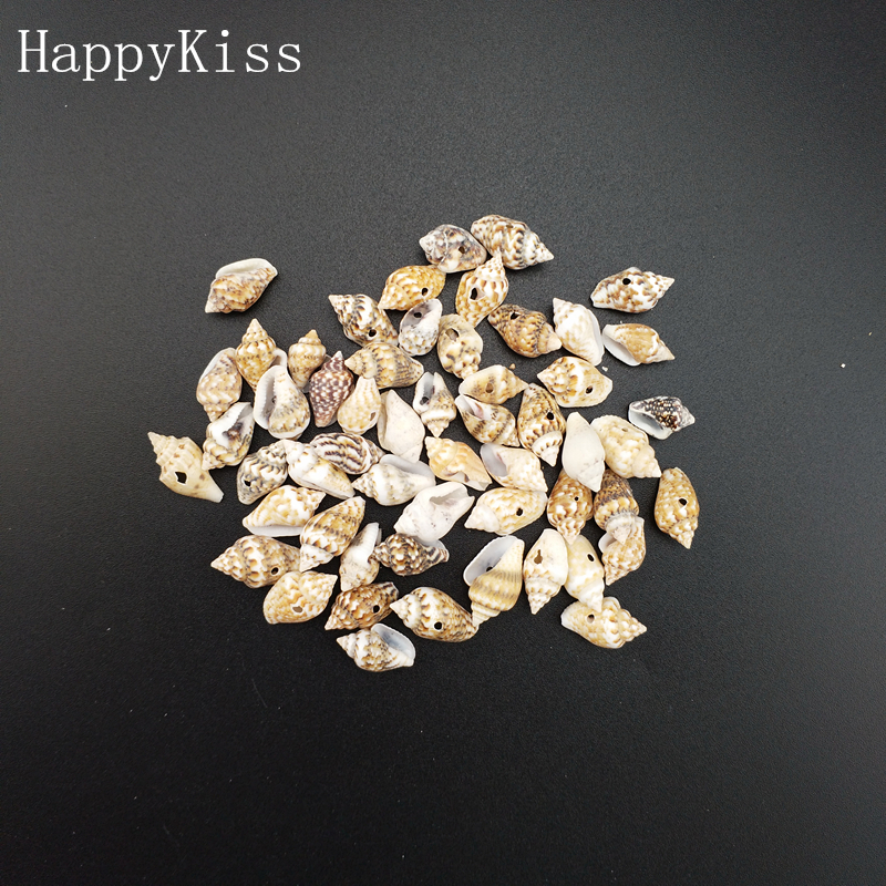Free Shipping 50pcs/lot Natural Sea Shell Snail/trumpet  Wedding Festival/party Decoration  Conch Natural Fish Tank Holes Star