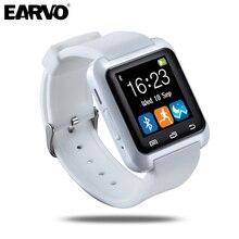 Digital-uhr Drahtlose Bluetooth Smart Uhr U8 U Sport Pedometer Freisprecheinrichtung Smartwatch U80 Armband für Android-Handy Wandern