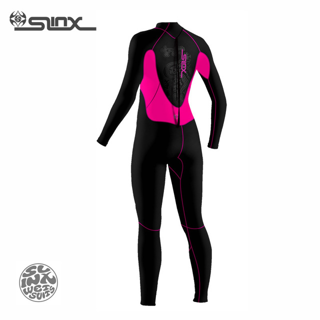 Slinx 3mm wetsuis women aqualung neoprene diving equipment surfing wet suit jumpsuit wetsuit suits for cold water