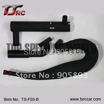 Exhaust pipe !!!NEW !!!15 Exhaust pipe FOR FG CAR(TS-F03-B)