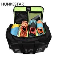 2019 Men Women Gym Bag For Sneaker Shoes Compartment Packing Cube Organizer Waterproof Nylon Sport Travle Duffel Bags Wholesale