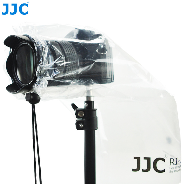 Aliexpress.com : Buy JJC 2PCS DSLR Lens Rain Cover Protector Mirrorless Cameras Raincoat for