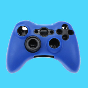 Image 5 - جراب سيليكون لجهاز Xbox 360 ، 11 لونًا ، جراب مطاطي ناعم لوحدة تحكم Xbox360 ، جل واقي