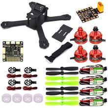 X210 quadrocopter mini drone professional 4mm Carbon Fiber FPV Racing Frame 4PCS RS20A DX2205 cw/ccw Matek PDB-XT60 quadcopter