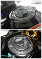 Принадлежности для мотоциклов мотокросс Крышка Топливного Газа танк Pad Стикер для YAMAHA R1 R6 FZ-1 FJR1300 FZ1 FZ6 FZ8 XJ6 новый