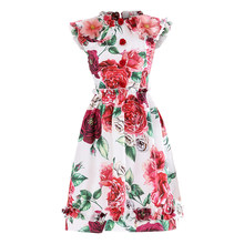 7f18308e8b067 Red Flower Dress 3d Promotion-Shop for Promotional Red Flower Dress ...