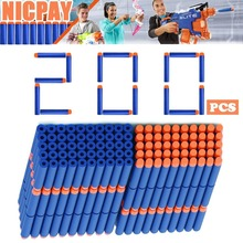 200pcs Foam Darts, 2.84