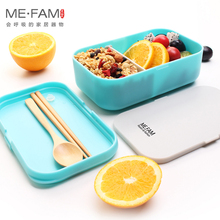 ME FAM 2018 New Leakproof Microwave Student Office Worker font b Lunch b font Box With