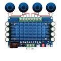 50 Вт x4 TDA7850 автомобильный 4 канала 12 в большой мощности аудио ACC цифровой усилитель плата