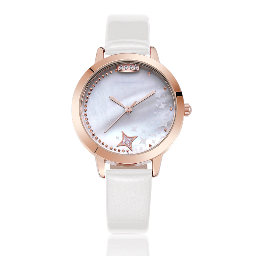 Fashon women brand watches leather strap casual wristwatches NO.2Fashon women brand watches leather strap casual wristwatches NO.2