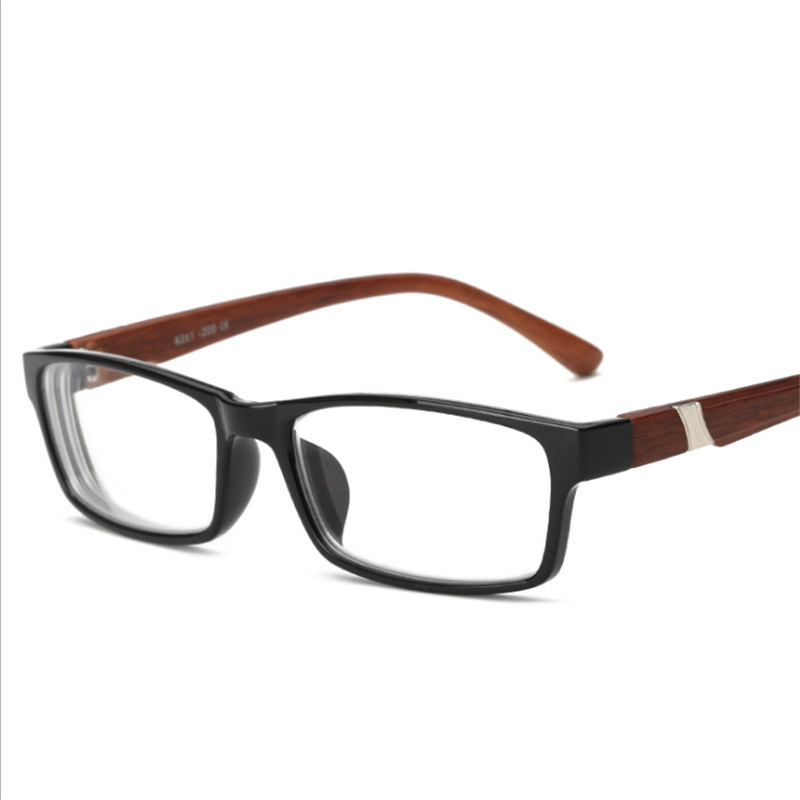 2019 Ultra Light Men 39 s Business Myopia Glasses Ladies Myopia Glasses Square Nearsighted Shortsighted With Diopter 1 0to 6 0 ZN2 in Men 39 s Eyewear Frames from Apparel Accessories