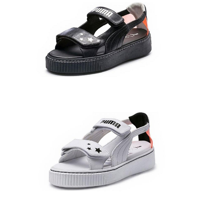 e972f719690d 2018 PUMA x SOPHIA WEBSTER Platform Sandals Women s Slide Classic  Waterproof Beach Slippers Size35.5-40