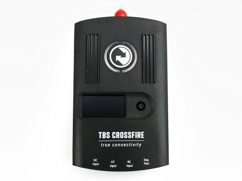 الأصلي TBS التراشق الارسال CRSF TX 915/868Mhz طويلة المدى راديو نظام RC Multicopter سباق Drone-في قطع غيار وملحقات من الألعاب والهوايات على  مجموعة 1