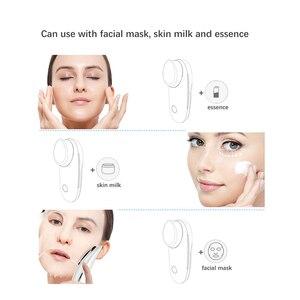 Image 5 - TOUCHBeauty חדש מיני סוניק פנים עיסוי מכשיר, יונית עירוי פנים רטט עמוק ניקוי ספא יופי מכשיר TB 1681