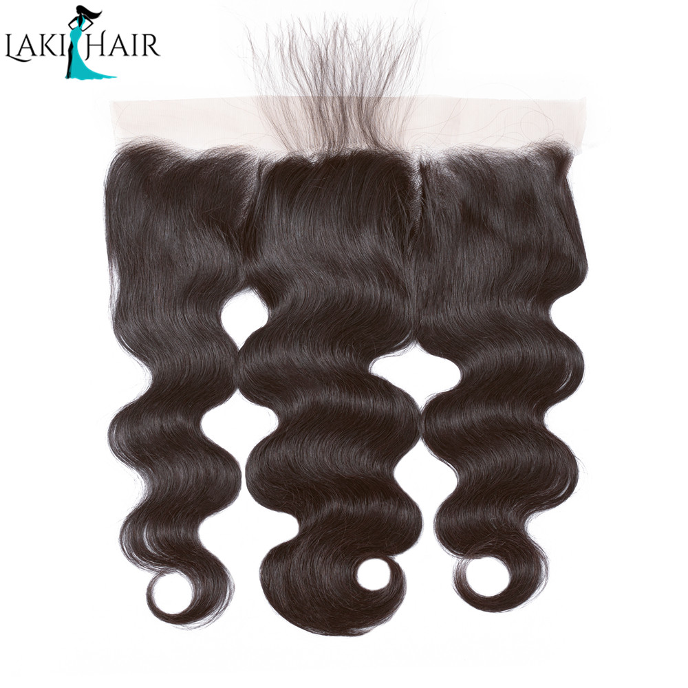 IMG_9908-  Brazilian Hair Weave Bundles With Frontal three Pcs Physique Wave Bundles With 13×4 Lace Frontal Pure Coloration 100% Remy Hair Lakihair HTB1GDTPIv1TBuNjy0Fjq6yjyXXam