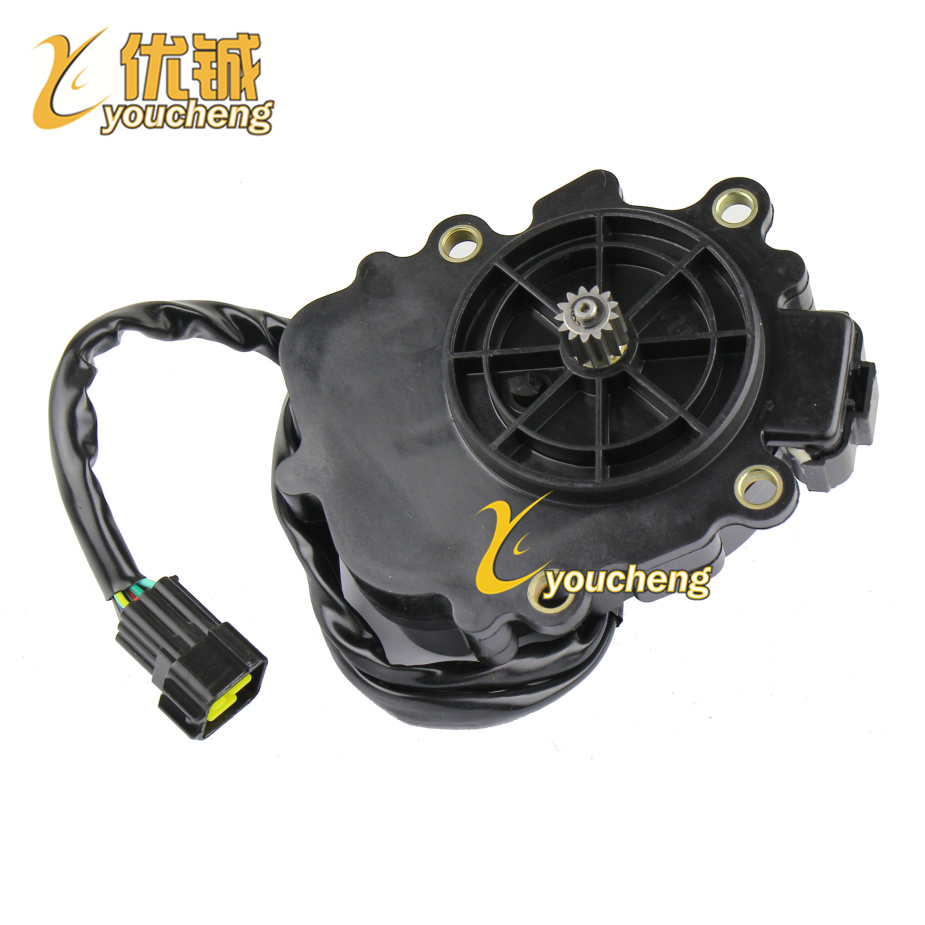 Front Transmission Box Starter Servo Motor Assy CF500cc CF188 ATV UTV Repair Parts X5 Replacement 0181-314000 CF2V91W QQDJ-CF500