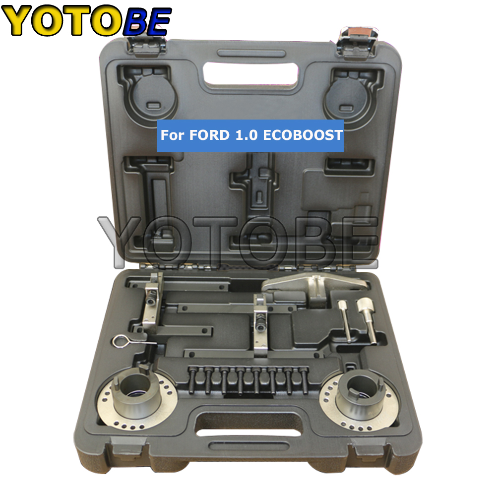 Belt Engine Timing Locking Setting Tools Set For FORD 1.0 ECOBOOST (SCTi) Engines LOCK TOOL KIT