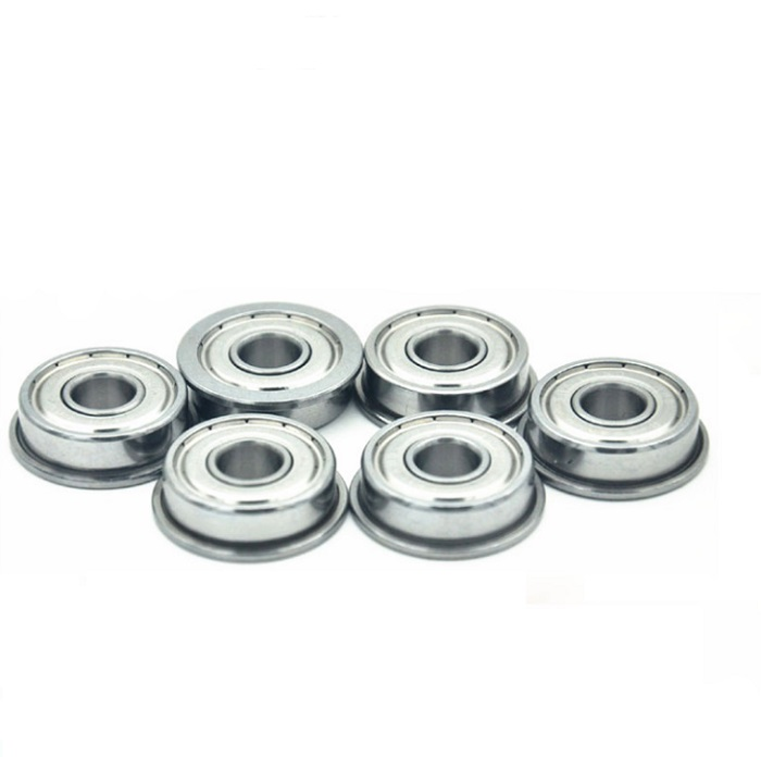 """Deep groove ball bearing with flange 1//4/""""x5//8/""""x0.196/"""" type FR4ZZ"""