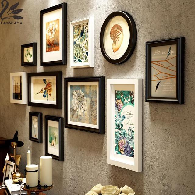 Marcos De Fotos Pared Fotolijst Lanskaya Europe Painting Wood ...
