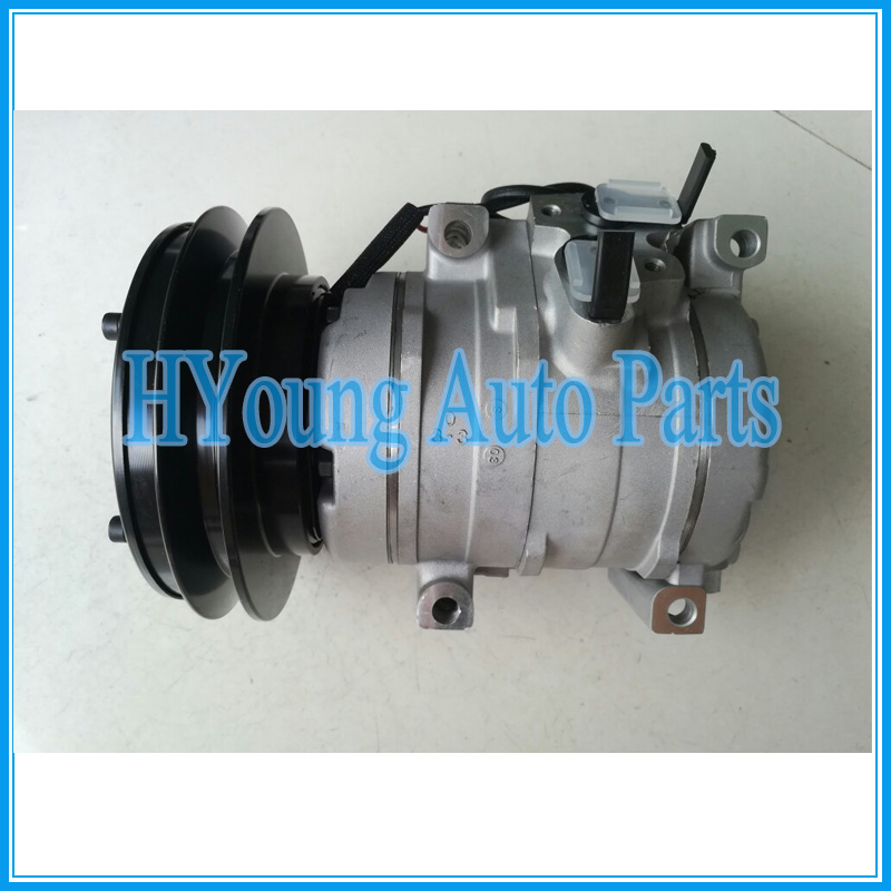 Factory direct sale auto parts a/c compressor 10S15C for CATERPILLAR HITACHI 4472204053 20Y9796121 447220-4053Factory direct sale auto parts a/c compressor 10S15C for CATERPILLAR HITACHI 4472204053 20Y9796121 447220-4053