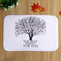 Latest Design Tree Bedroom Home In Front Of Non Slip Mats