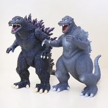 Big Size 24-28cm Godzilla Dinosaur Pvc Action Figure Dolls
