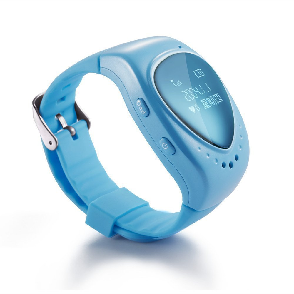 ФОТО Free shipping!! Children GPS smart watch tracker for kids GPS bracelet google map, sos button, free apps gsm gps locator PK T58