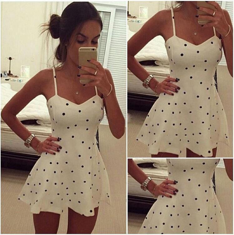 Sexy Women Summer Beach Sleeveless Bodycon Casual Party Short Mini Dress