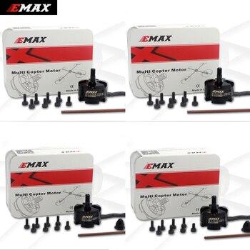 4set/lot Original Emax MT2206 1500KV 1900KV Brushless Motor For QAV250 Mini Multirotor Quadcopter (2CW +2CCW) with box