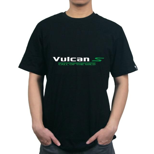 Kodaskin Men Cotton Round Neck Casual Printing Short Sleeve T Shirt
