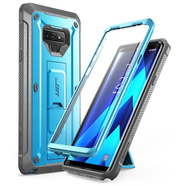 For Samsung Galaxy Note 9 Case SUPCASE UB Pro Full Body Rugged Holster Protective Case with Built in Screen Protector&Kickstand