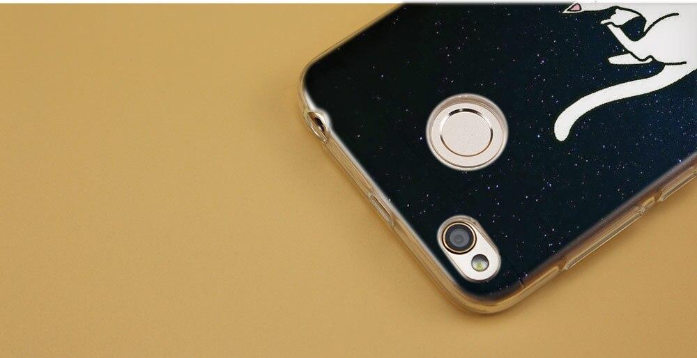 KMUYSL карусели планета пространство Alien sky ТПУ прозрачный мягкий чехол Обложка для сяо mi красный mi Note 4X4 4A 5 mi A1 A2 плюс S2