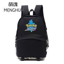 2019 new game backpack Pokemon sword backpack pokemon shield backpacks game fans gift bag schoolbag for students NB313 цены онлайн